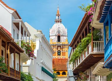 Colombia: Bogotá , Cartagena de Indias y San Andrés Al Completo.