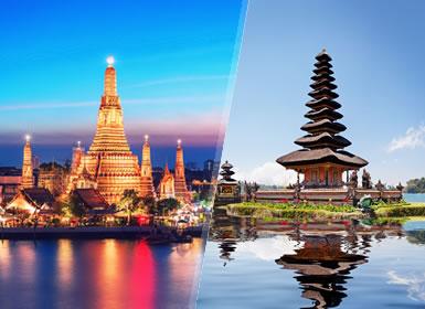 Tailandia e Indonesia: Bangkok y Bali