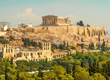 Grecia: Atenas y Delfos