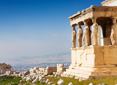 Grecia: Atenas y Peloponeso