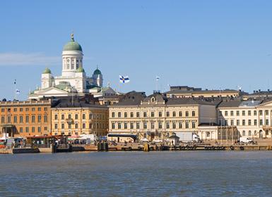 Norte de Europa: Helsinki, Tallin, Riga y Vilnius