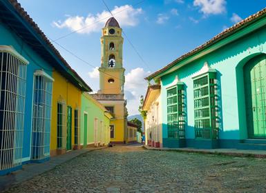Cuba: Habana, Cienfuegos, Trinidad y Santa Clara