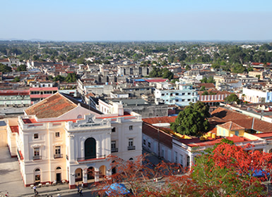 Cuba: Habana, Cienfuegos, Trinidad, Santa Clara y Varadero