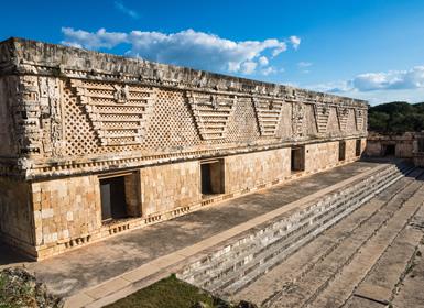 México: Yucatán con Ekbalam y Coba