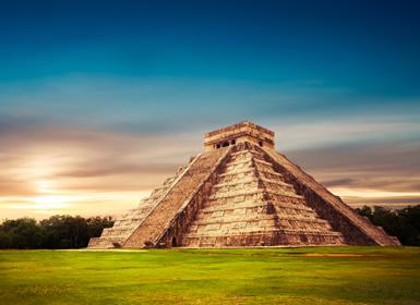 México, Guatemala y Belice: Yucatán, Guatemala y Belice