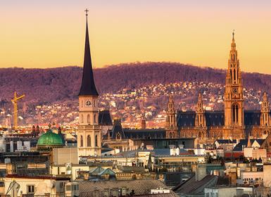 Centroeuropa: Múnich, Baviera y Viena