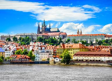 Praga, Bratislava, Budapest y Viena Al Completo Plus
