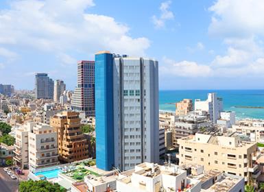 Escapada a Tel Aviv