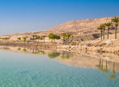 Israel: Israel y Mar Muerto