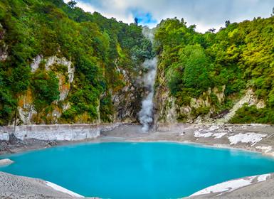 Nueva Zelanda y Polinesia Francesa: Nueva Zelanda y Tahití