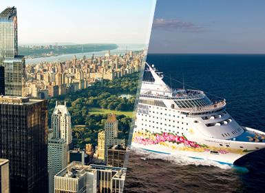 Combinado: Nueva York y Crucero a Bahamas