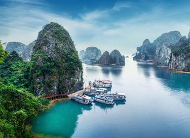 Vietnam y Tailandia: Vietnam y Phuket