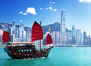 Singapur, Tailandia y China: Singapur, Bangkok y Hong Kong
