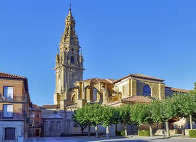 Norte de España: La Rioja y Álava, de Santo Domingo de la Calzada a Logroño