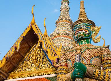 Emiratos y Tailandia: Dubái, Bangkok y Phuket
