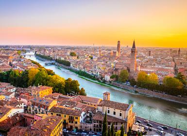 Italia: Milán, Lago de Garda, Venecia, Florencia, Roma y Pompeya