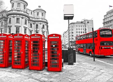 Inglaterra, Noroeste y Centro de Europa: Londres, Ámsterdam y Berlín en avión