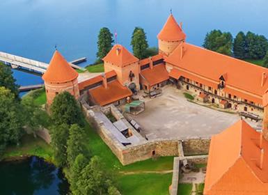 Norte de Europa: Estocolmo, sur de Finlandia y Capitales Bálticas