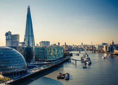 Centro de Europa e Inglaterra: De Praga a Londres