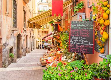 Italia: Sicilia desde Catania con Costa Oriental