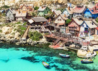Italia y Malta: Sicilia y Malta