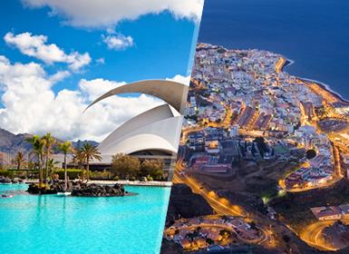 Islas Canarias: Tenerife y La Palma