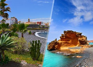 Islas Canarias: Tenerife y Lanzarote