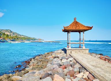 Indonesia: Ubud, Candidasa, Lovina y playas del Sur de Bali