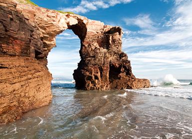 Asturias: Mariña Lucense y Playa de las Catedrales II