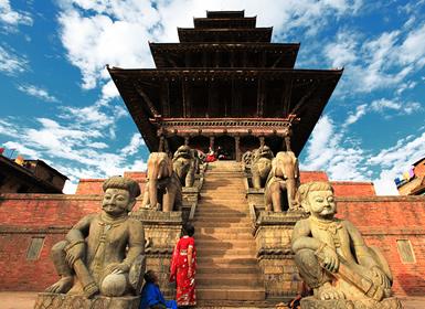 Nepal: Kathmandú