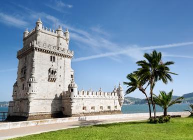Portugal: Costa de Lisboa y Crucero por el Tajo