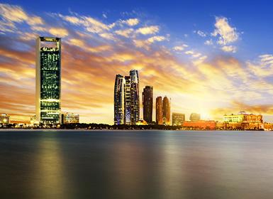 Emiratos Árabes: Abu Dhabi