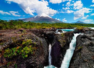 Chile y Argentina: Santiago, Puerto Varas, Peulla, Bariloche y Buenos Aires