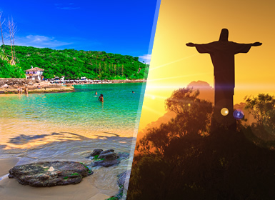 Brasil: Rio de Janeiro y Buzios