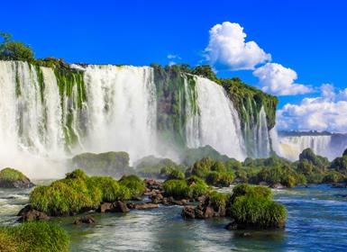 Brasil: Salvador, Río e Iguazú