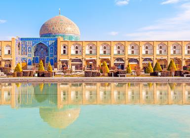 Irán: Maravillas de Persia