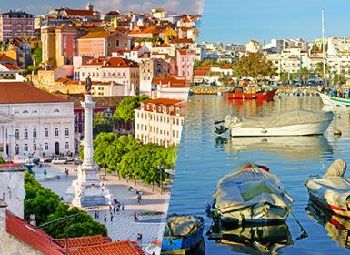 Portugal: Lisboa y Algarve