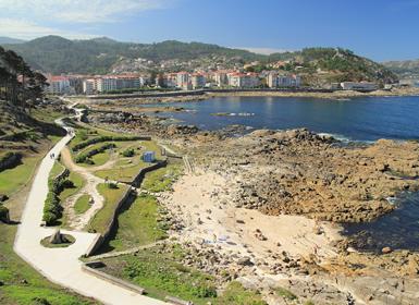 Galicia: Rías Baixas con Baiona