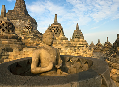 Indonesia: Yogyakarta y Bali