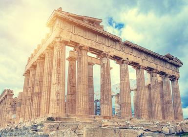 Turquía y Grecia: Turquía y Atenas