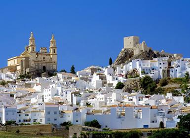 Andalucía: Cádiz con Medina Sidonia y Pueblos Blancos