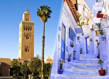 Marruecos: Marrakech y Ouarzazate