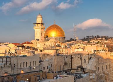 Israel: Jerusalén y Belén
