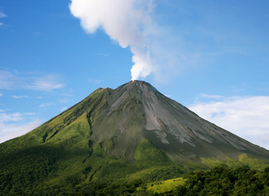 Costa Rica: Tortuguero, Caribe, Arenal y Monteverde
