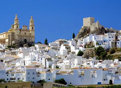 Andalucía: Pueblos Blancos