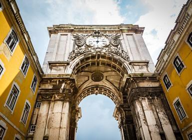 Portugal: Oporto, Coimbra y Lisboa
