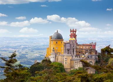 Portugal: Costa de la Plata con Fátima y Óbidos