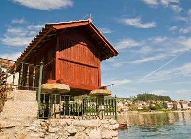 Galicia y Portugal: Rías Baixas con Cambados