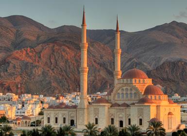 Omán - Dubai