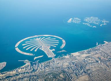 Emiratos Árabes: Escapada a Dubái